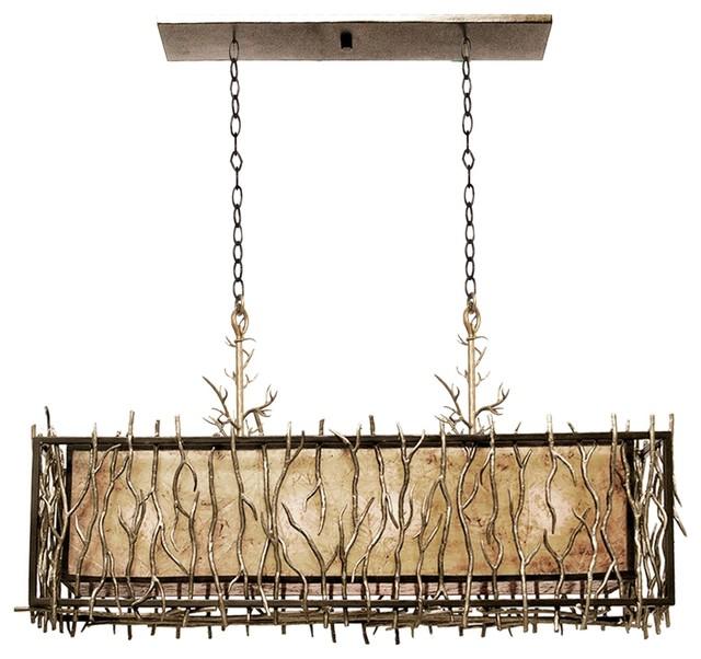 light 36 island light in bronze gold rustic kitchen island lighting. Black Bedroom Furniture Sets. Home Design Ideas