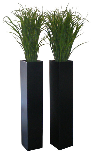 Britz tall planter modern indoor pots and planters Tall narrow indoor plants