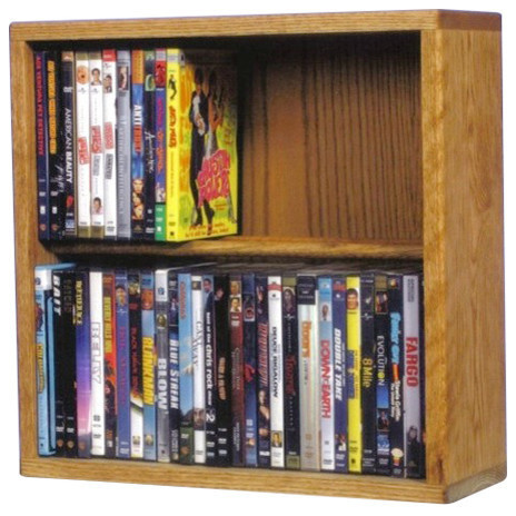 Dvd Storage Cabinet - Contemporary - Media Cabinets - by The Wood Shed