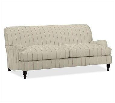 Carlisle Upholstered Sofa Down Blend Cushions Pick