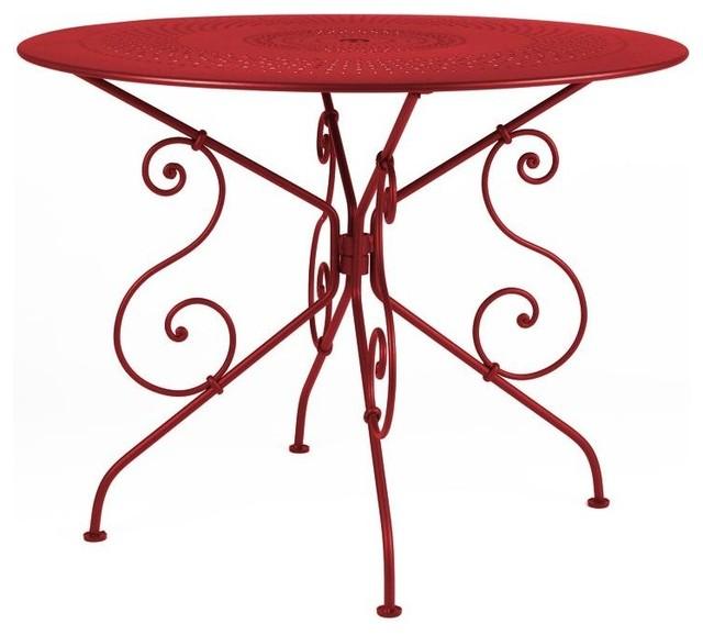 Polyrattan Gartenmobel Bar : 1900 Tisch  BauhausLook  Outdoor & Gartenmöbel  von