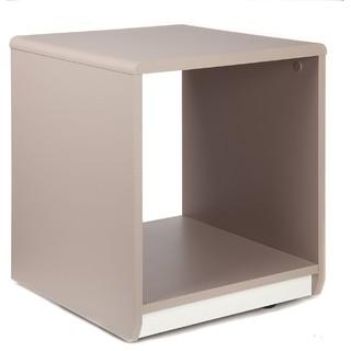 Cool table de chevet en forme de cube modern for Cool bedside cabinets