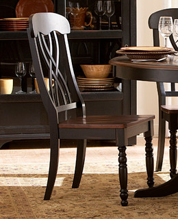 dining chairs traditional dining chairs los angeles by uno