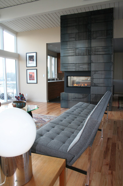 Spark Modern Fires - Contemporary - Indoor Fireplaces ...