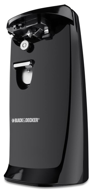Can Opener With Knife Sharpener Contemporary Electric