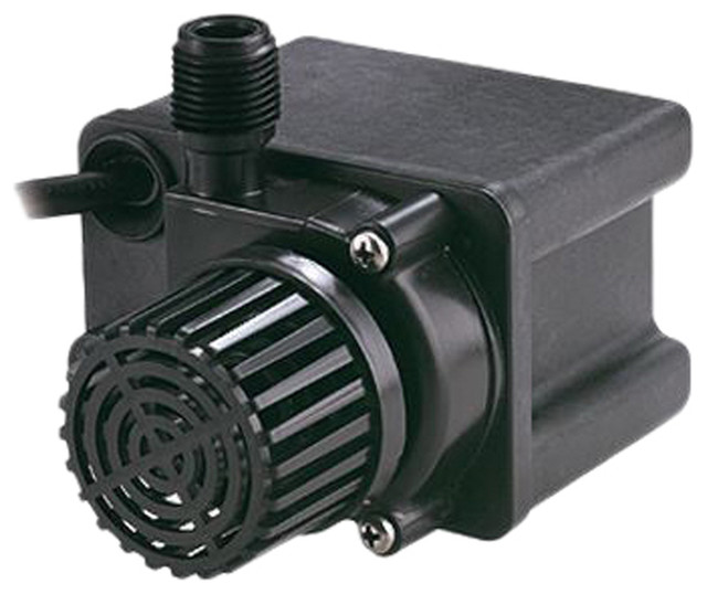Little giant 566612 pe 2 5f pw direct drive pond pump for Yard pond pumps