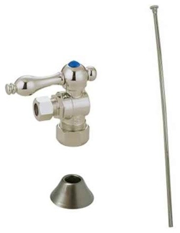 Sink Plumbing Parts : ... Plumbing Toilet Trim Kit contemporary-bathroom-sink-and-faucet-parts