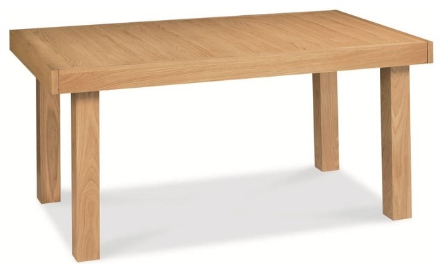 Bentley Designs Osaka Oak Dining Table 6 8 Extending  : traditional dining tables from www.houzz.co.uk size 640 x 382 jpeg 26kB