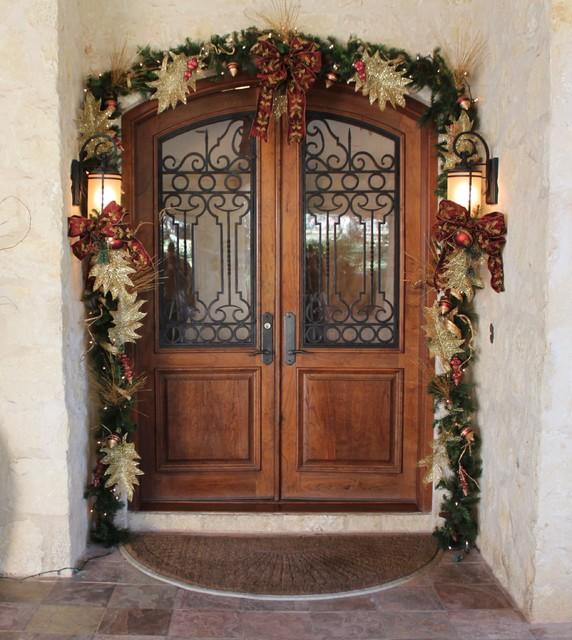 Rustic Double Entry Doors Choice Image - Doors Design Ideas