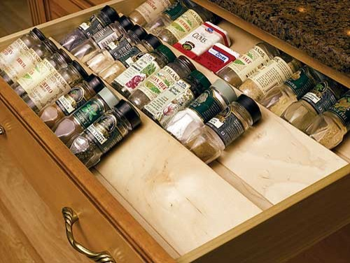 spice rack drawer inserts 1
