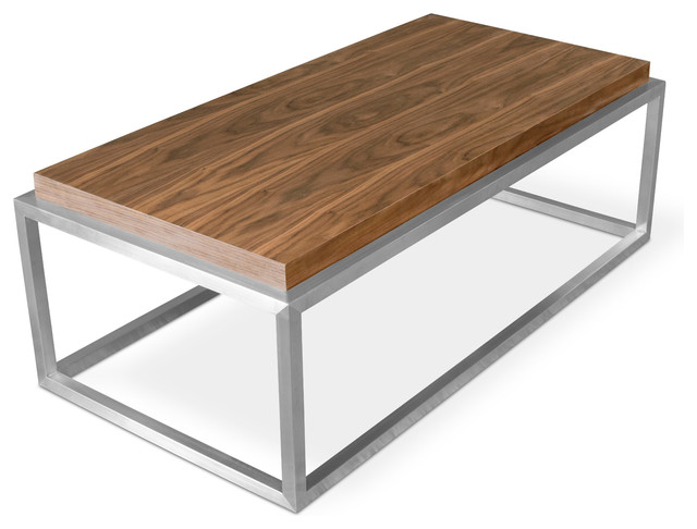 Gus Drake Coffee Table Rectangle Modern Coffee Tables By Viesso
