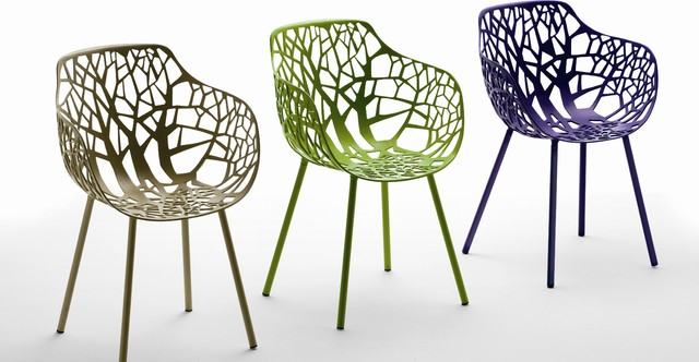 FAST Forest Armchair Contemporary Outdoor Dining Chairs Brisbane By