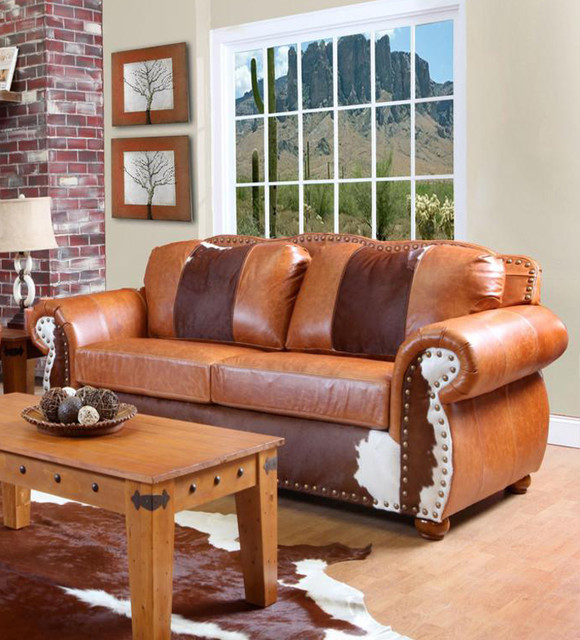 Leather Sofas Nyc: Contemporary