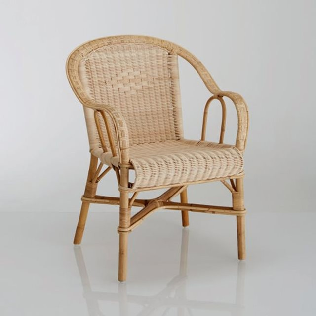 fauteuil de jardin kok moelle de rotin marcel. Black Bedroom Furniture Sets. Home Design Ideas