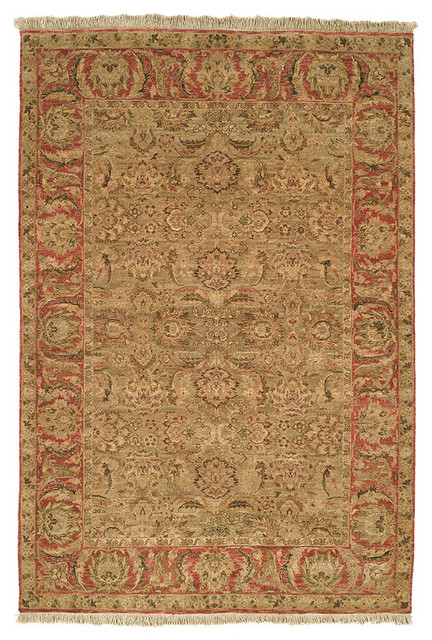 Abington Wool Area Rug - Traditional - Rugs - by FRONTGATE