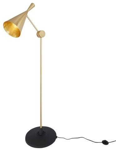 beat floor lamp modern floor lamps by. Black Bedroom Furniture Sets. Home Design Ideas