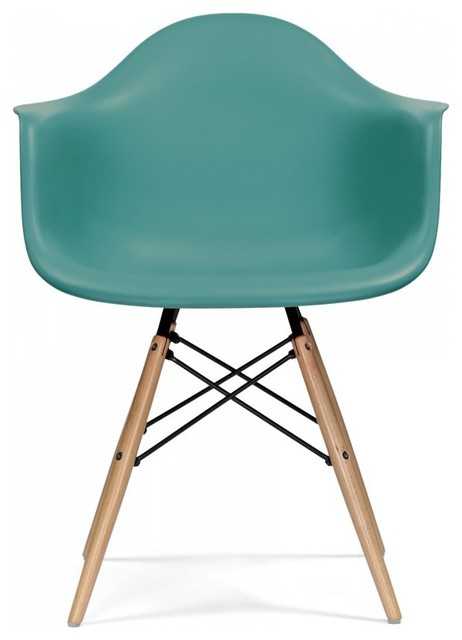 EAMES DAW ARMCHAIR SET OF 2 Midcentury Dining Chairs  : midcentury dining chairs from www.houzz.com.au size 462 x 640 jpeg 31kB