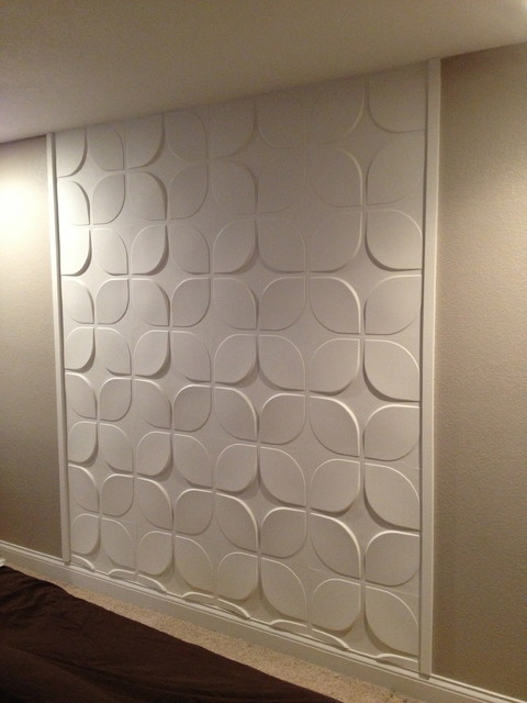 Textured Wall Coverings Modern Wallpaper Other By