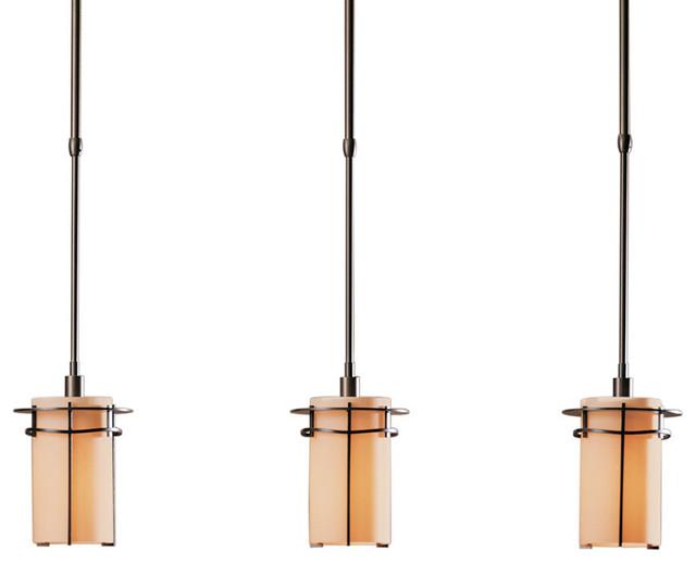 Hubbardton forge 18763 exos pasadena small kitchen for Small kitchen pendant lights