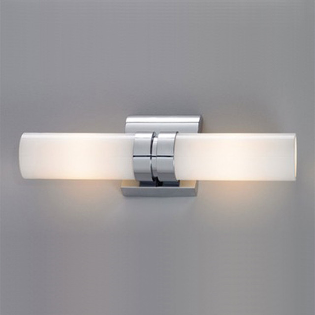wave double bath bar modern bathroom vanity lighting