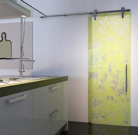 Barn Door - Modern - Interior Doors - other metro - by DAYORIS Doors / Panels
