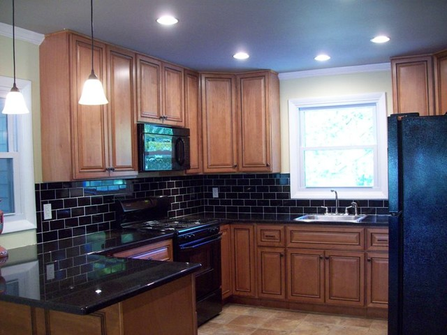 Marquis Cinnamon Kitchen Cabinets - by RTA Cabinet Store