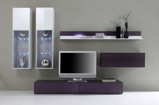 modern wall unit tv media entertainment center jetset 303 285000 products