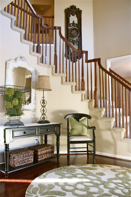 Boutique Foyer Design : Boutique chic foyer