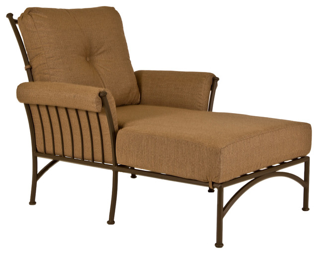 Vista collection spa chaise lounge eclectic outdoor for Chaise longue salon