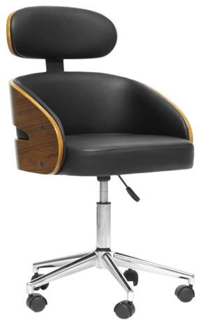 black modern office chair asian office chairs by old bones co
