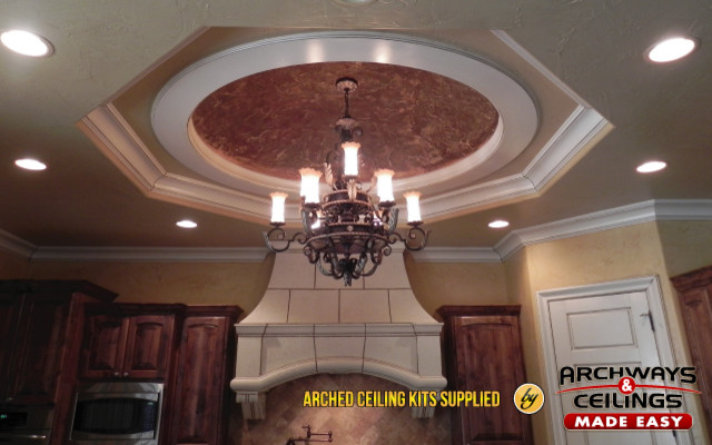 Arched Ceilings Dallas By Archways And Ceilings Made Easy