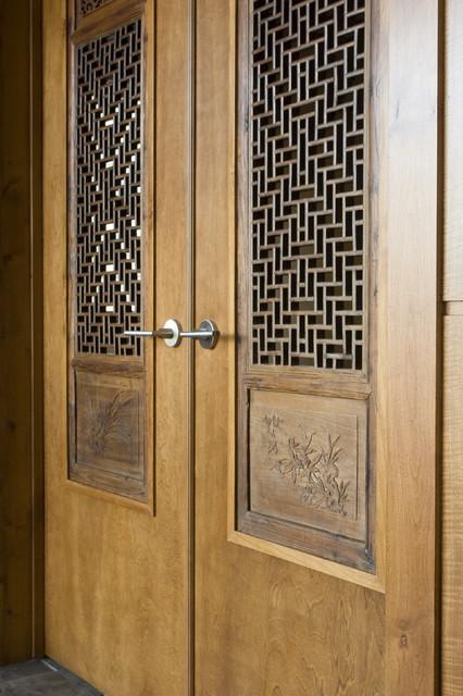Custom doors asian windows and doors salt lake city for Jali wala door designs