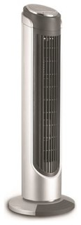 ... Tower Fan Silver - Contemporary - Electric Fans - by Homebase