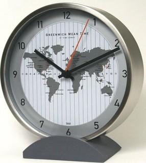 Designer Wall Clock Silver Modern Wall Clocks