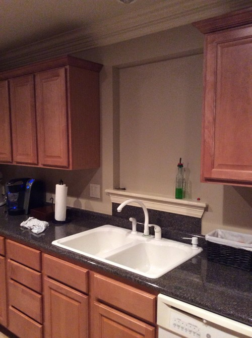 Http Www Houzz Com Discussions 839329 Kitchen Sink With No Window Over It