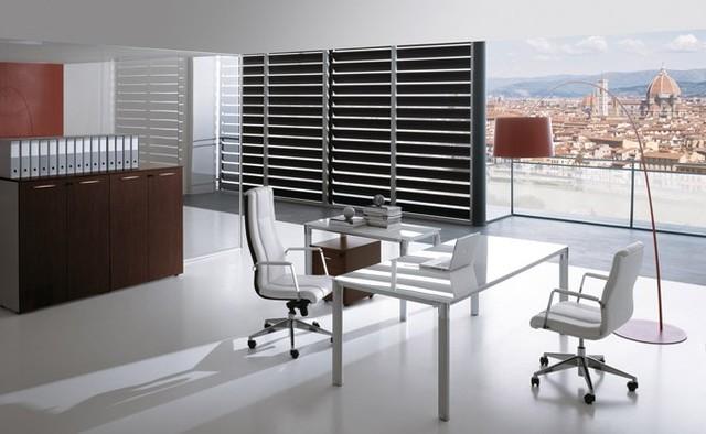 Mobili e poltrone per ufficio for Meuble bureau moderne