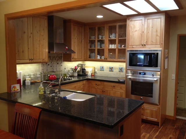 Sustainable Kitchen Remodel