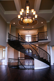 Walnut Grove I Traditional Staircase Baltimore By