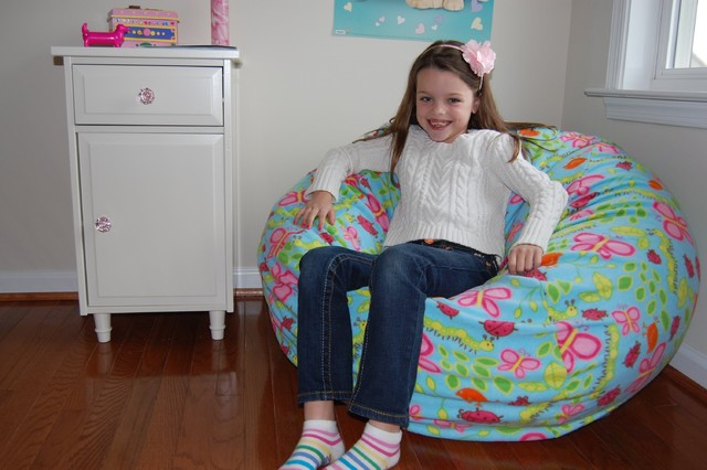 Bean Bag Chairs For Girls Rooms Traditional Dc Metro
