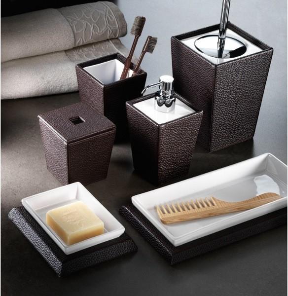 Bathroom accessories contemporary bathroom accessory sets london by plumbonline - Bathroom accessories london ...