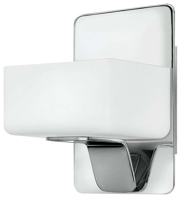1 Light Bathroom Wall Sconce - Transitional - Bathroom Vanity Lighting - by Elite Fixtures
