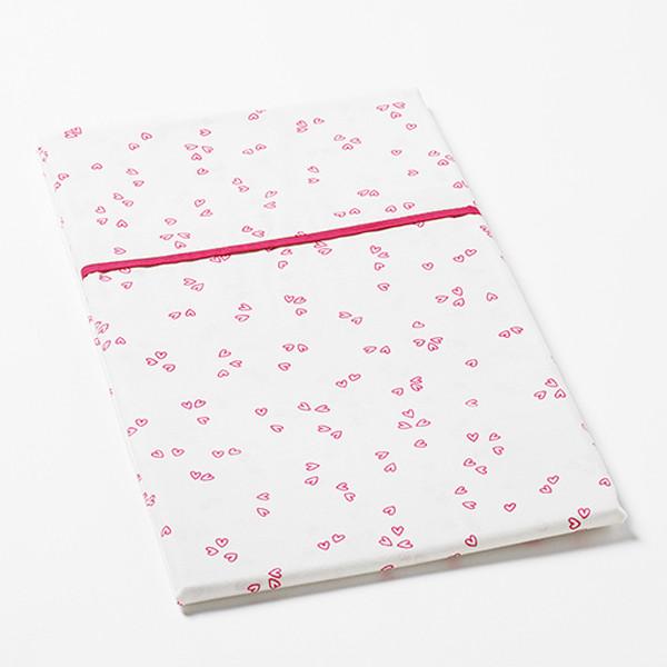Modern Pink Pillow : Little Flutter Standard Pillow Case in Pink - Modern - Decorative Pillows - by Rosenberry Rooms