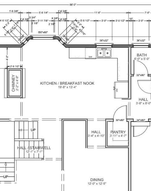 Need kitchen layout help please for Kitchen layout help