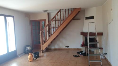 Quelle couleur pour notre escalier for Quelle couleur pour mon escalier en bois