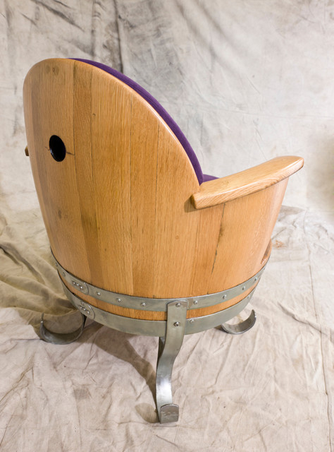 wine barrel outdoor furniture wine barrel furniture is built for home or garden with the old arched napa valley wine barrel table
