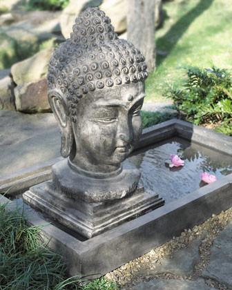 Asian Garden Fountain 109