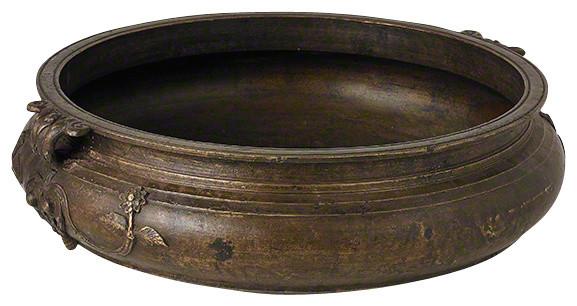 Studio A Urli Bowl With Handles Contemporary
