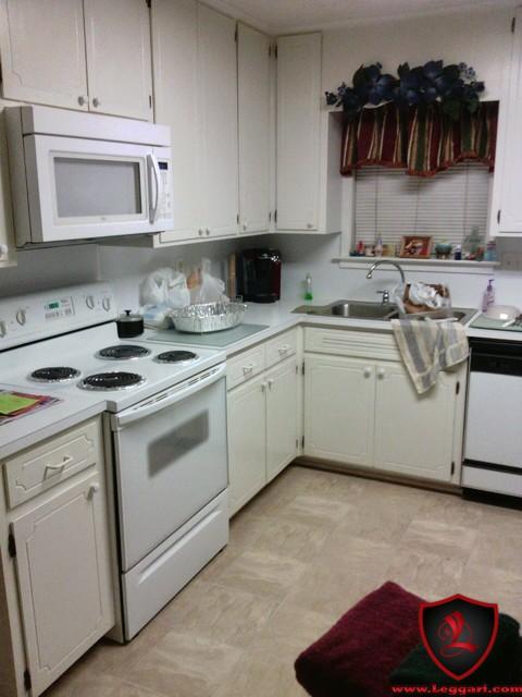 Epoxy Countertop Resurfacing Kits - Industrial - Kitchen Countertops ...