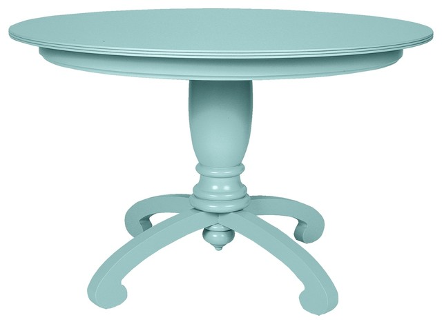 Della pedestal dining table traditional dining tables for Traditional dining table uk