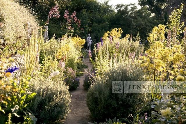 garden design with mediterranean garden traditional landscape los angeles by with veggie garden design from houzz